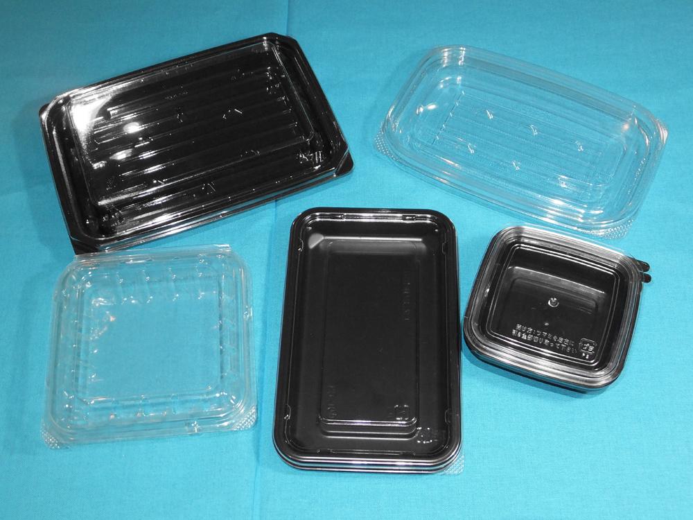 プラスチックパック 容器 お弁当 お惣菜 フルーツ デザート カップ 既成 発泡トレー