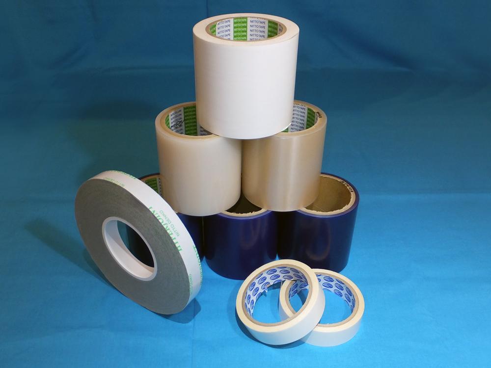 OPPテープ ガム 一般包装用 保護 マスキング 両面 ストレッチフィルム
